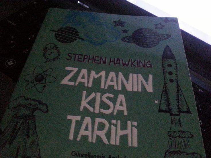 Zamanın Kısa Tariki ve Stephen Hawkıng