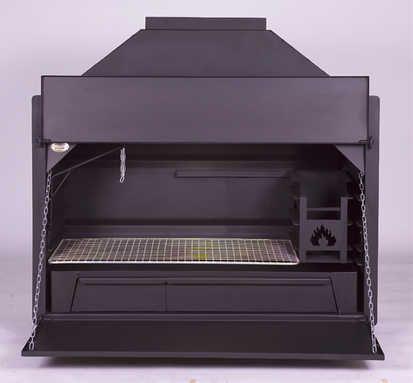 Super Delux 1200  Standard inclusions:  -2 x Grid lifters   - Ember Scraper   - Ash disposal trap  - Ash drawer   - Warming drawer  - Spade  - Top & bottom door   - Potjie ... more info  $1,457.00