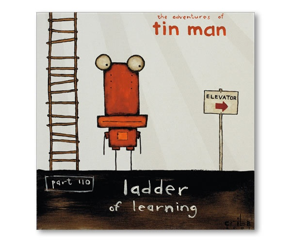 Ladder of Learning