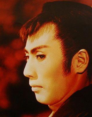 市川雷蔵,  Ichikawa Raizo VIII, Japanese actor