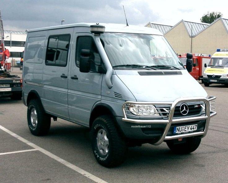 Sportsmobile 4x4 For Sale >> 4x4 Sprinter Van Camper | Autos Post
