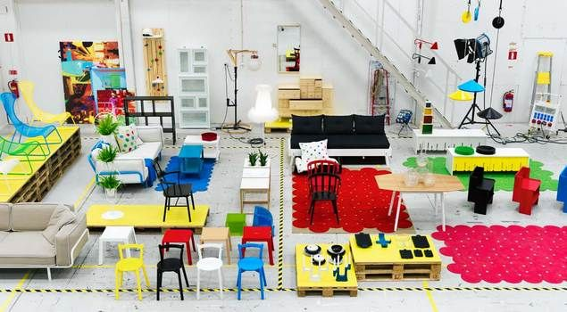 New IKEA PS Collection 2012 Promotes Sustainability and Good Design. The new collection consists of no less than 46 reinvented products, all of witch were rebuilt, using sustainable features.    IKEA PS kollekció 2012 - a múlt ihlette; a jelennek tervezve