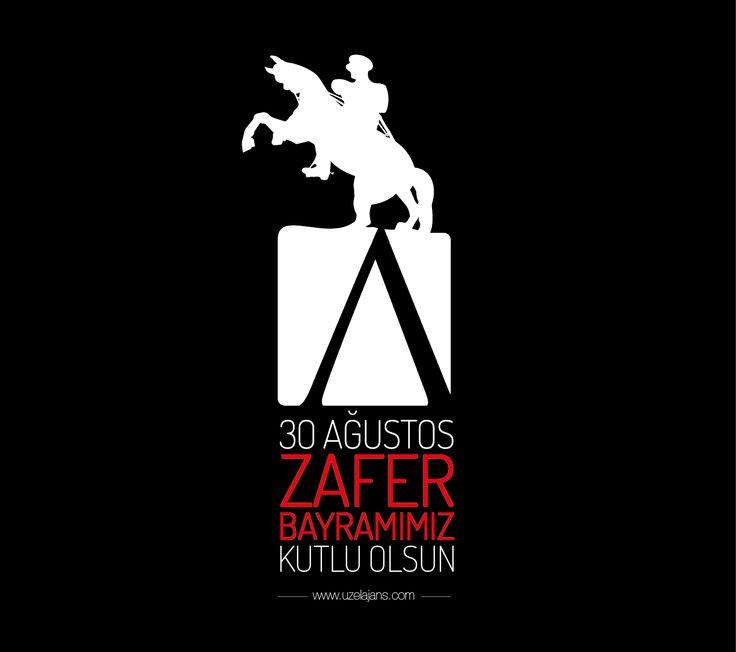 30 Ağustos Zafer Bayramı Kutlama Görseli