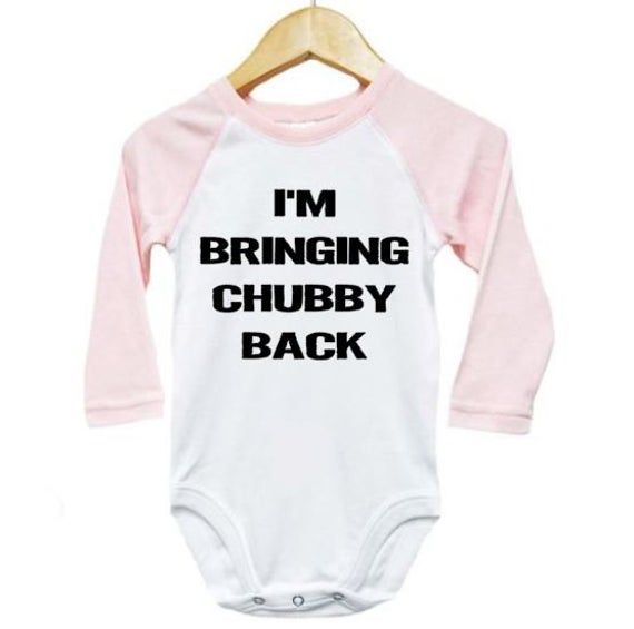 Thick Thighs And Pretty Eyes Baby Bodysuit Funny Chubby Cute Newborn Infant Girl
