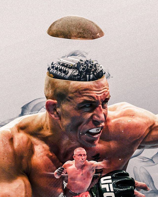 "He's called Rush for a reason - Georges ""Rush"" St Pierrer - #georgesstpierre #GSP #rush #georgesrush #welterweightchampion #welterweight - #MMA #mixedmartialarts #MMAart #mmaedits #mmaportrait #kickboxing #MuayThai #JiuJitsu #boxing #grappling #UFC #UFC200 #mcgregorvsDiaz #conorvsnate @georgesstpierre @mmaworld_"
