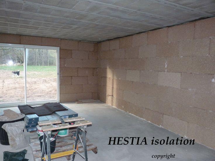 salle de yoga isolation brique chanvre hestia isolant acoustique thermique naturel bloc