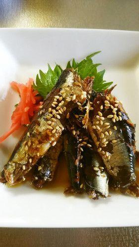大衆魚の代表!いわしを使った簡単で美味しい煮付けの作り方特集 ... これは簡単!美味しいいわしの煮付けレシピ① いわしの圧力鍋で骨まで煮つけ