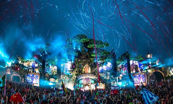 Tomorrowland 2017 unveils line-ups of secondary stages