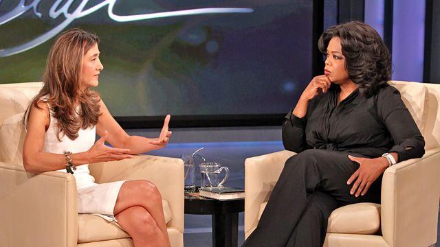 Ingrid Betancourt on Oprah