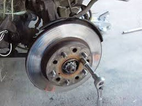 As per request, here is the list of stuff you need to complete this job. Parts: - Set of rear brake pads - 2 new rear rotors Greases, Lubricants and Fluids: ...