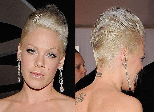 P Nk Hairstyles: Pink, Alecia Moore