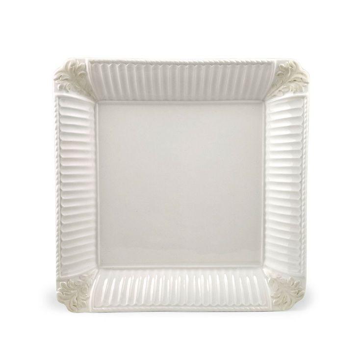 Lenox Butleru0027s Pantry Buffet Earthenware Accent Plate By Lenox