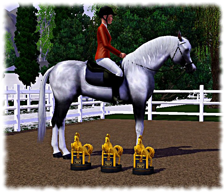 how to sell horses on sims 3 pets
