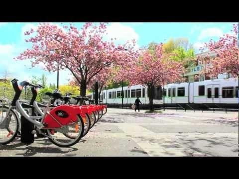 Greentraveller's SprInterRail Adventure around Europe... 11 days, 1,991 miles... by train!