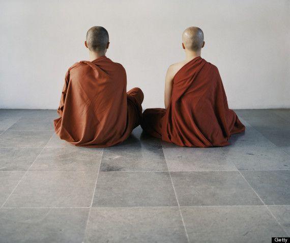 1228 best im... Zen Meditation Monk