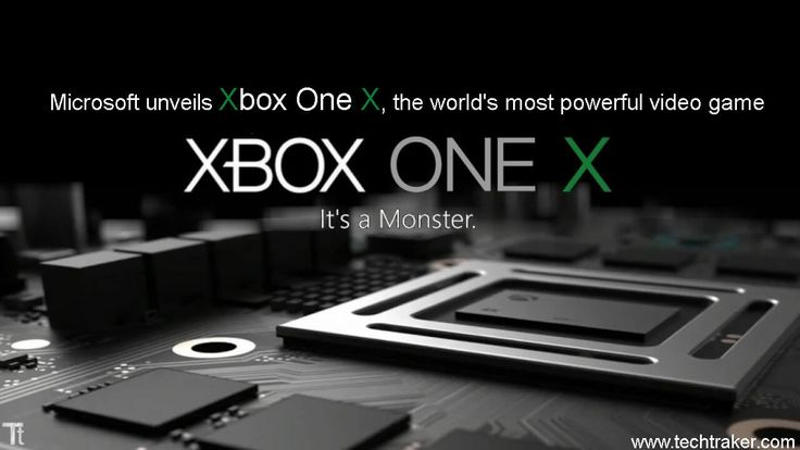 "Microsoft unveils Xbox One X, the world's most powerful video game: According to company Microsoft, is going to release world most powerful video game in November 7 of present year. Company named it ""Xbox One X"" it is new gaming console which is expected to launch in upcoming month. We also writ article about theMore"
