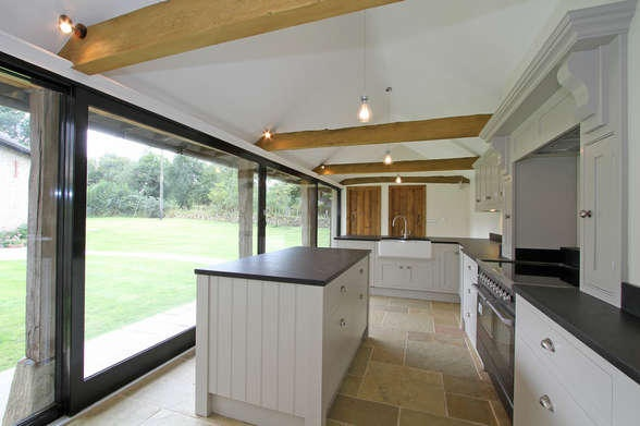 divine simple country style kitchen