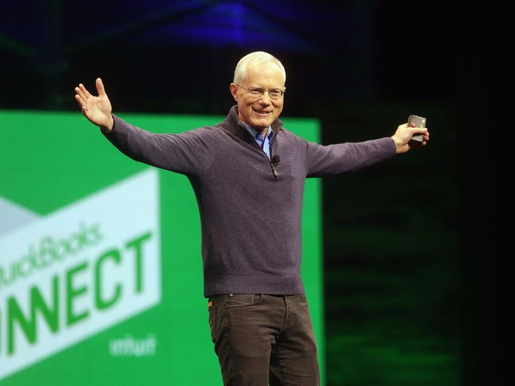 How a surprise encounter with Evan Spiegel made Intuit's Scott Cook invest early in Snapchat (SNAP) #Correctrade #Trading #News