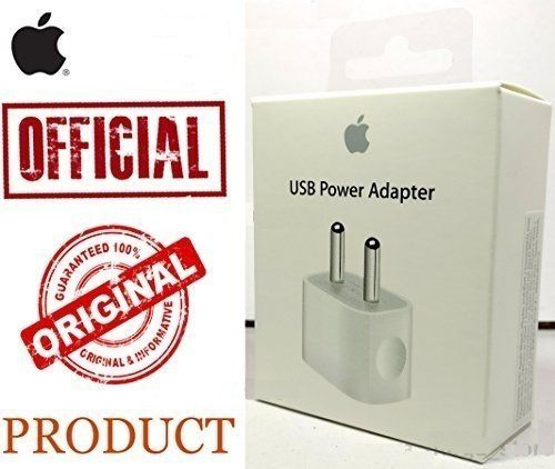 Power Adapter/Charger Original Fast Charging Adapter with USB Cable COMPATIBLE for Apple Iphone 5/5s/6/6s/7/7 Plus - http://www.techinfo99.com/mobile-phones/power-adapter-charger-original-fast-charging-adapter-with-usb-cable-compatible-for-apple-iphone-5-5s-6-6s-7-7-plus/