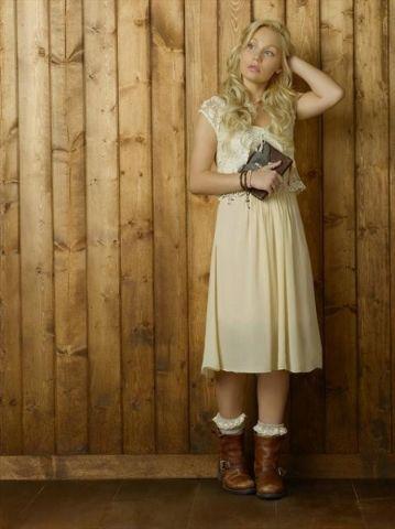 Clare Bowen as Scarlett O'Connor