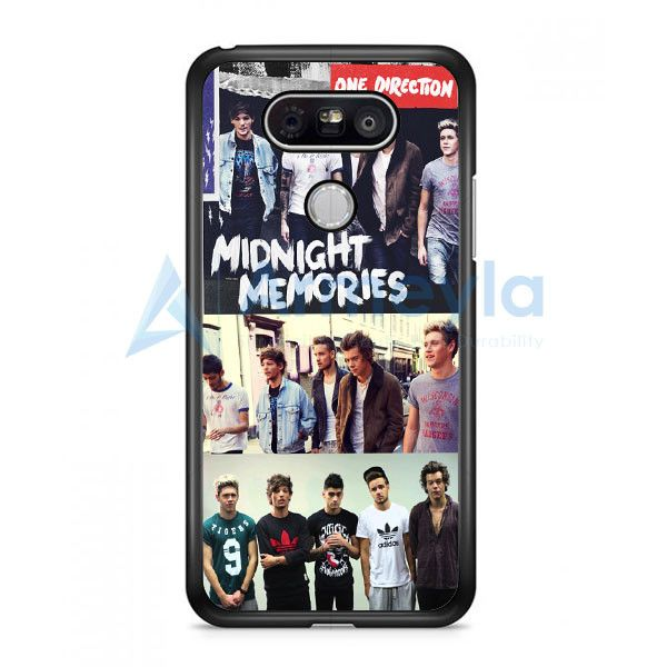 1D Midnight Memories Collage LG G5 Case | armeyla.com