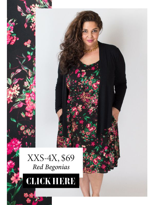 Falling in love with florals? Us too! Blue Sky Clothing Co