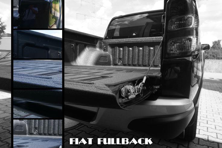 Fiat Fullback protection coating.
