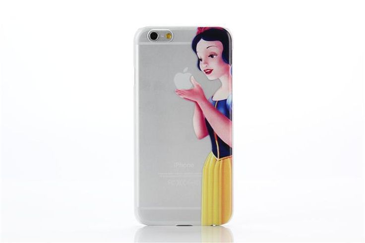 "Ultra Thin Snow White Case Πλαστική Θήκη (iPhone 6 - 4.7"") BULK - myThiki.gr - Θήκες Κινητών-Αξεσουάρ για Smartphones και Tablets - Snow White"