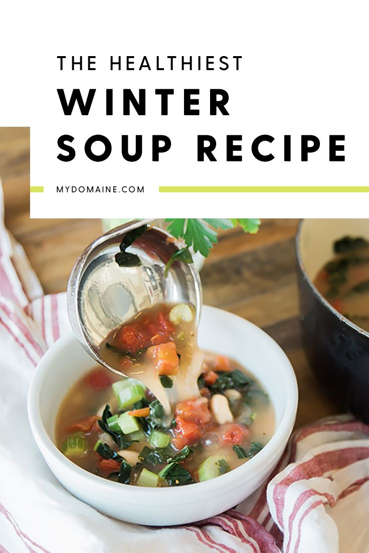 An easy to make healthy soup recipe