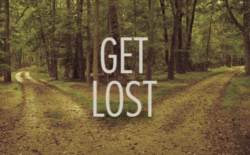 get lost.Good Things, Country Roads, Quotes, Buckets Lists Get Lost, Back Roads, Everything Inspiration Com, Rollers Shades, Ancient Paths, Diy
