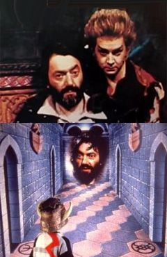 Knightmare. Can't believe they're showing re-runs of this on Challenge TV!