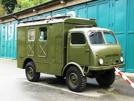 1959 Tatra T805 -