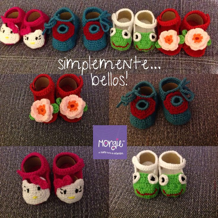 ..baby booties..zapatitos