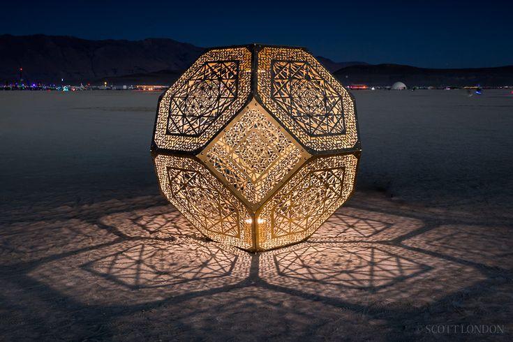 Hybycozo at Burning Man 2015 (Photo by Scott London)
