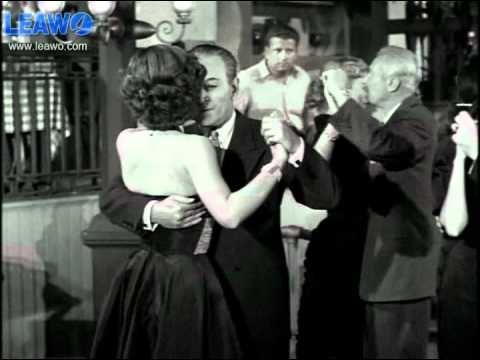 "Dorothy Hart and George Raft Dance in ""Loan Shark"""