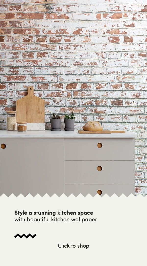 Painted White Brick Wall Mural Industrial Style Muralswallpaper Painted Brick Brick Wallpaper Mural White Kitchen Wallpaper