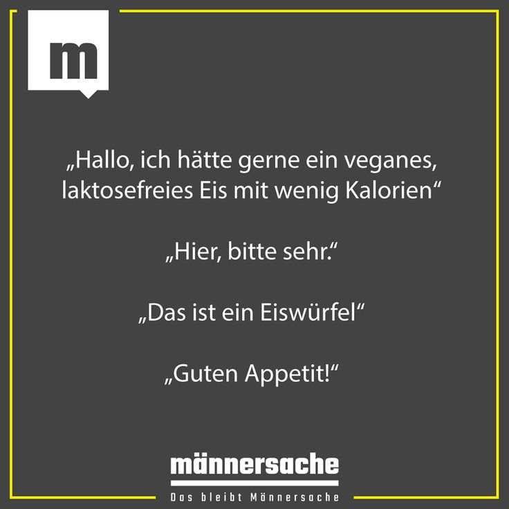 Veganes Eis #witz #spruch #vegan #eis