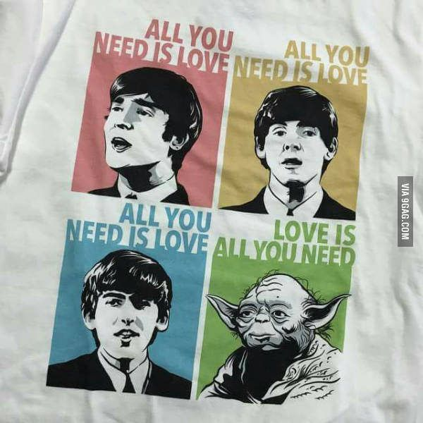 Let the music flow, you must. - 9GAG