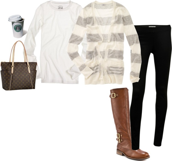 """""""Soccer game this morning"""" by lcsmom ❤ liked on Polyvore"""