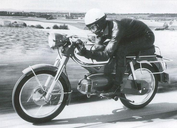 Vorsprung Durch Kreidler RS