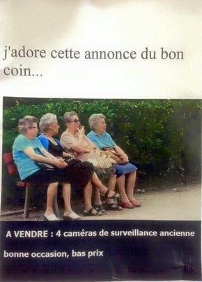 Annonce « Bon coin »