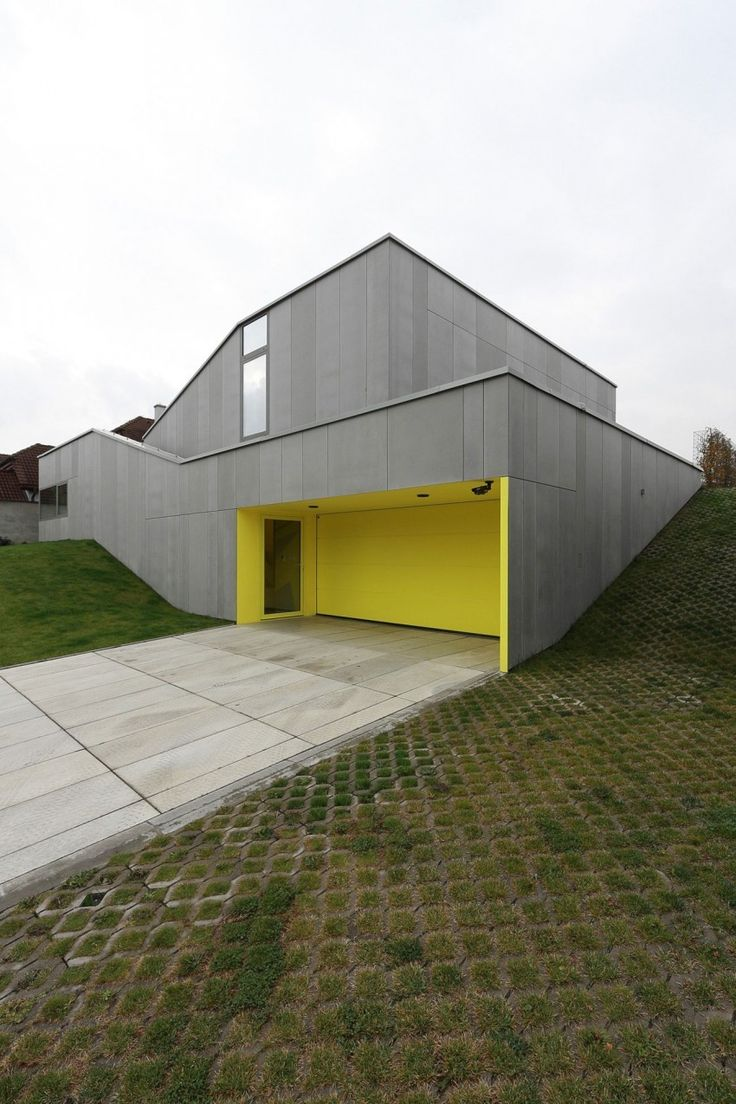 House K2 by Pauliny Hovorka Architekti | iGNANT.de