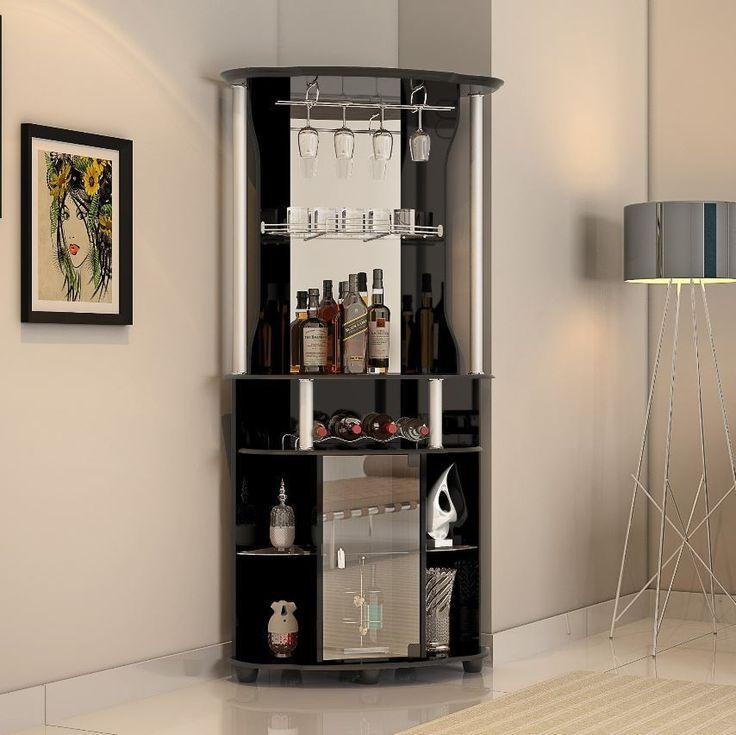 The 25 Best Corner Liquor Cabinet Ideas On Pinterest