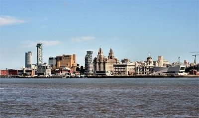 It's another beautiful day here in Liverpool. We hope you all have a fantastic and productive day!