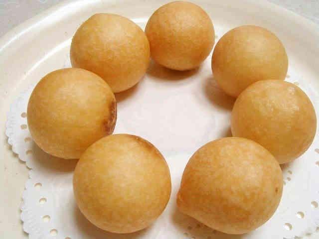 モチモチドーナツの画像