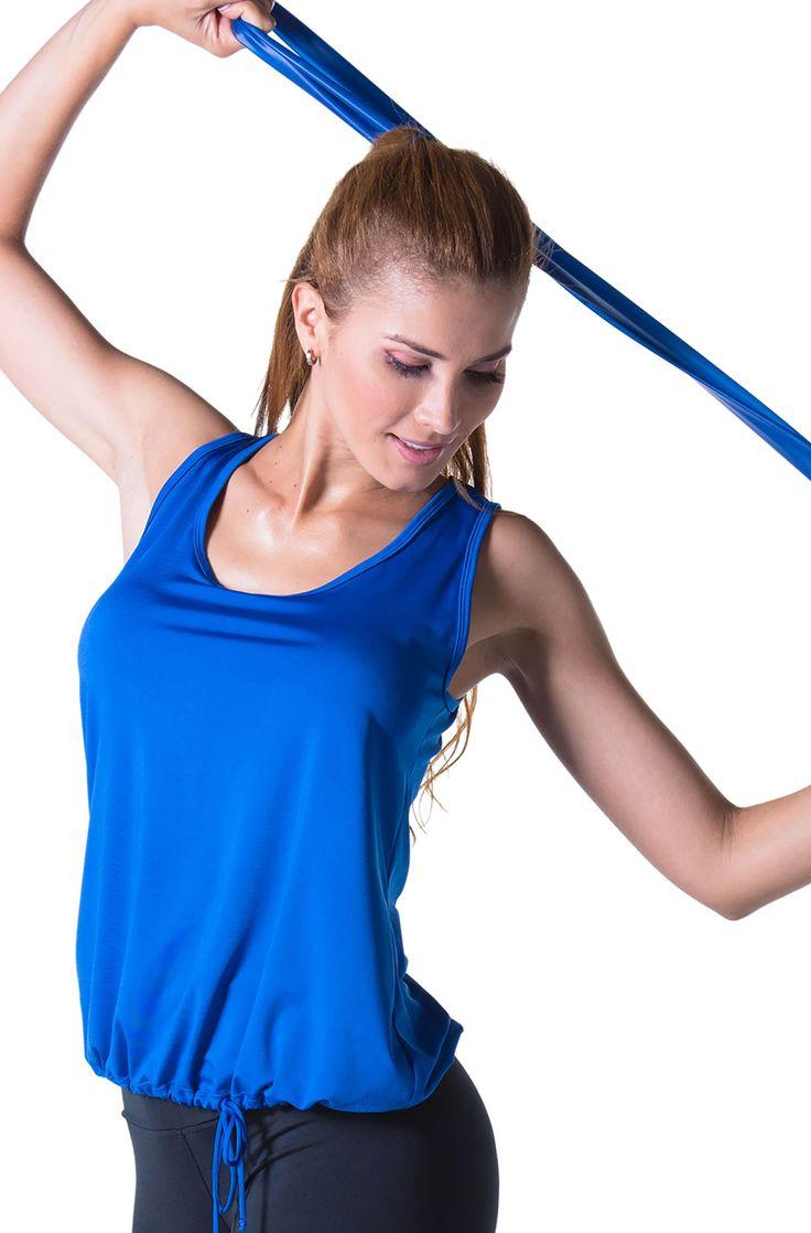 Camiseta deportiva con tecnología Dry