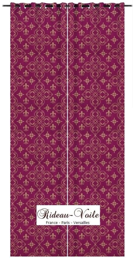 Les 86 meilleures images du tableau rideau tissu style empire fleur de lys ameublement sur - Ameublement nice ...