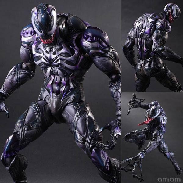 Variant Play Arts Kai - Marvel Universe: Venom(Pre-order) [ LINK ==>…