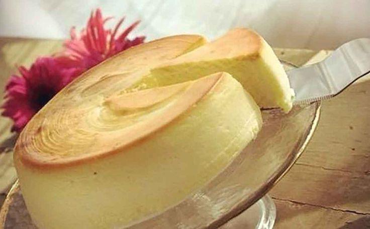 cheesecake de…banane