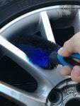 nice CAR4GOOD ® Felgenbürste mit ummanteltem Draht und Mikrofasertuch zur effektiven Reinigung von Stahl- und Alufelgen - Premium Qualität - Felgenreinigung für Auto Felge Motorrad Fahrrad Haushalt (blau) Check more at https://motorrad.cf/produkt/car4good-felgenbuerste-mit-ummanteltem-draht-und-mikrofasertuch-zur-effektiven-reinigung-von-stahl-und-alufelgen-premium-qualitaet-felgenreinigung-fuer-auto-felge-motorrad-fahrrad-haushalt/